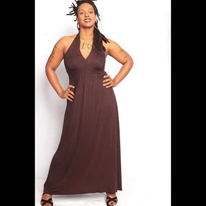 Dresses & Skirts - Chocolate Maxi Dress